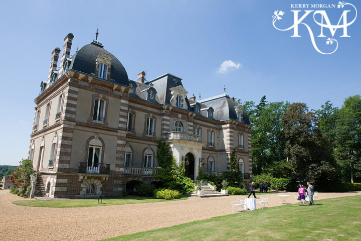 loire valley chateau private hire