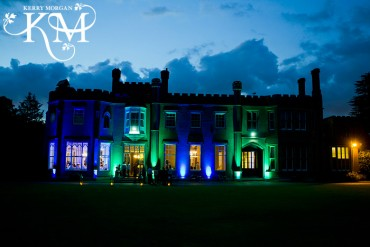 Nonsuch Mansion Lighting