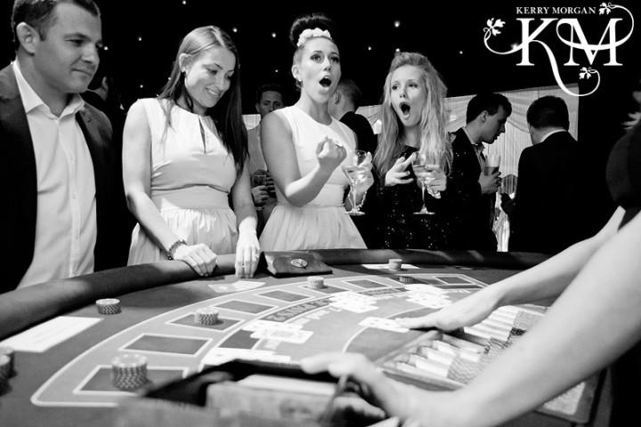 essex girls at wedding casino
