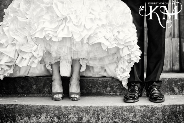 wedding photography nottingham wedding shoes