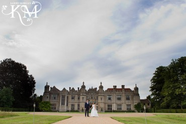 Hengrave Hall wedding photography