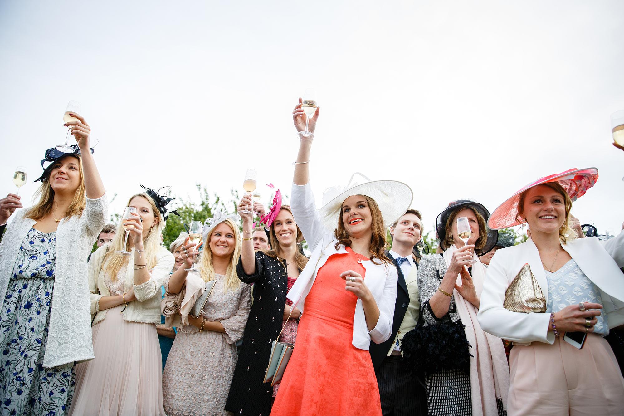 bromley wedding toasts