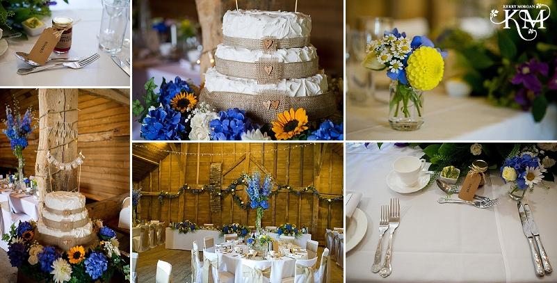 court lodge barn wedding decorations