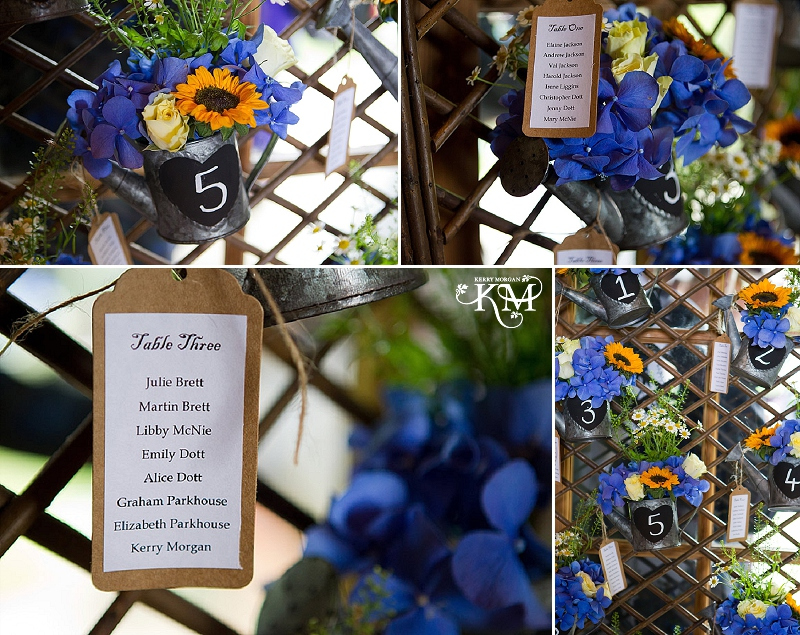 table plan at court lodge barn wedding