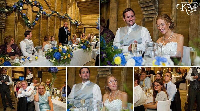 speeches at court lodge barn wedding