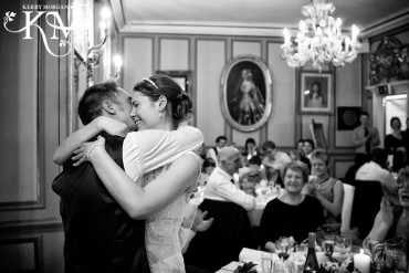 Anstey Hall wedding speeches