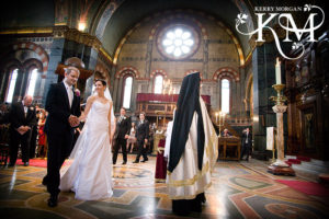 St sophias wedding london