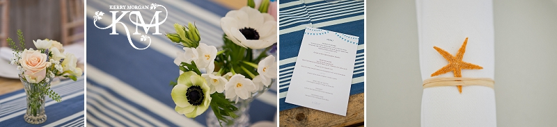 Gallivant hotel wedding flowers