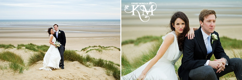 camber sands wedding photography