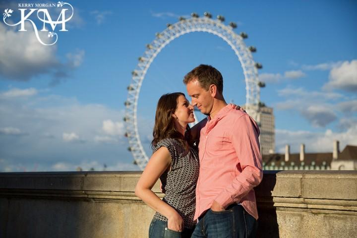 London engagement photos london eye