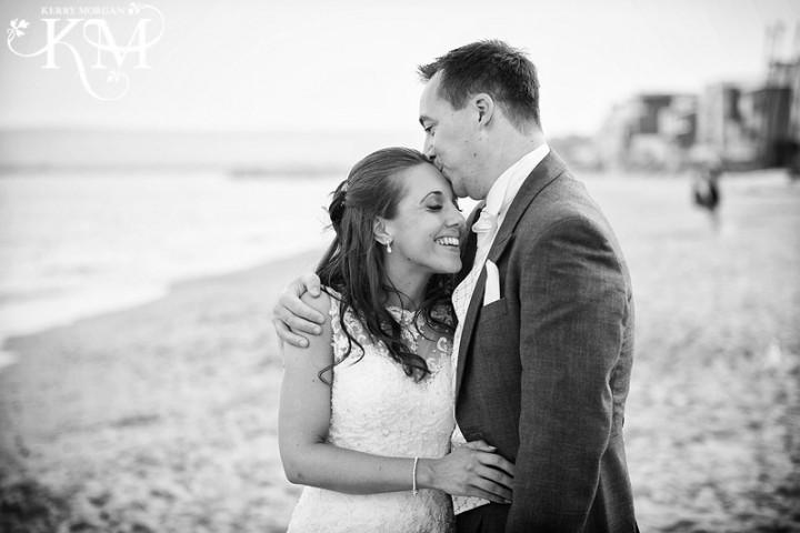 sandbanks wedding photos