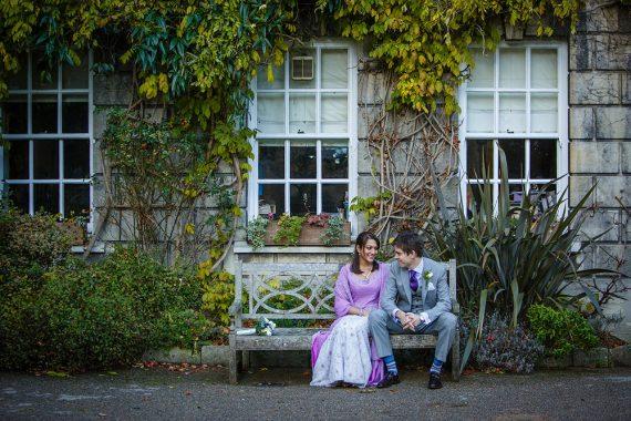 Oxford Union Wedding