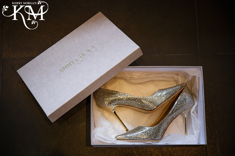 Botleys mansion wedding shoes