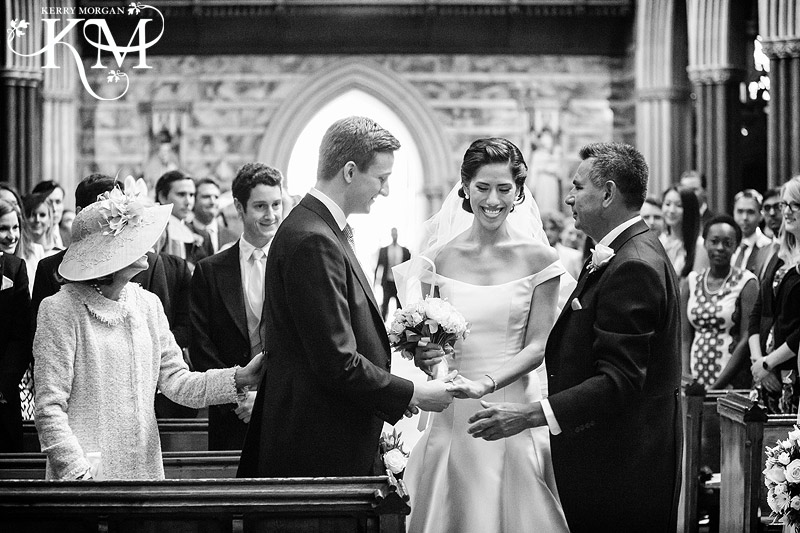 Farm Street Church London wedding photos