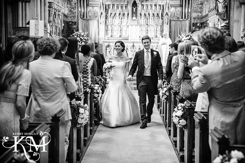 Farm Street Church London weddings