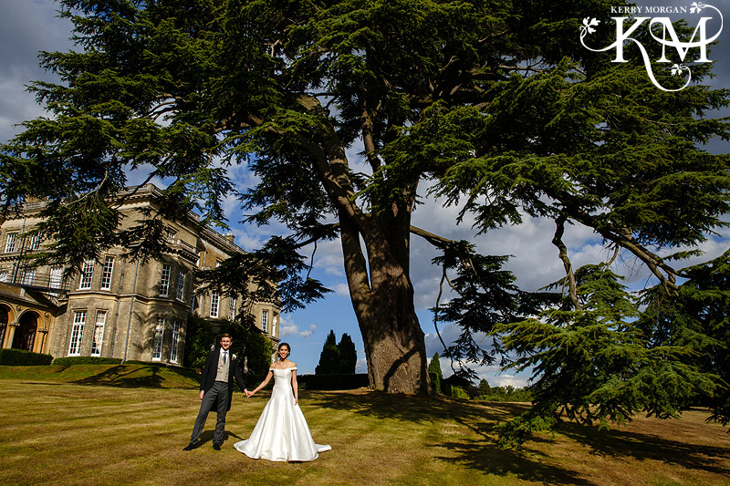 Hedsor House summer wedding