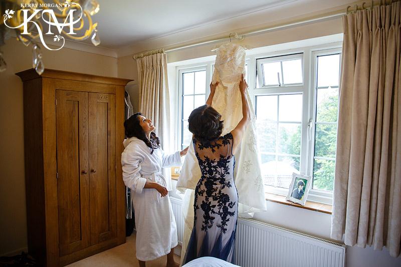 Elvetham wedding dress