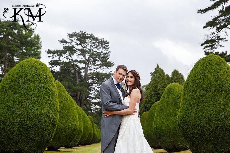 Elvetham wedding