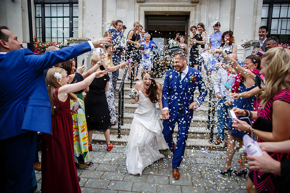 Islington Registry Office Wedding photographer