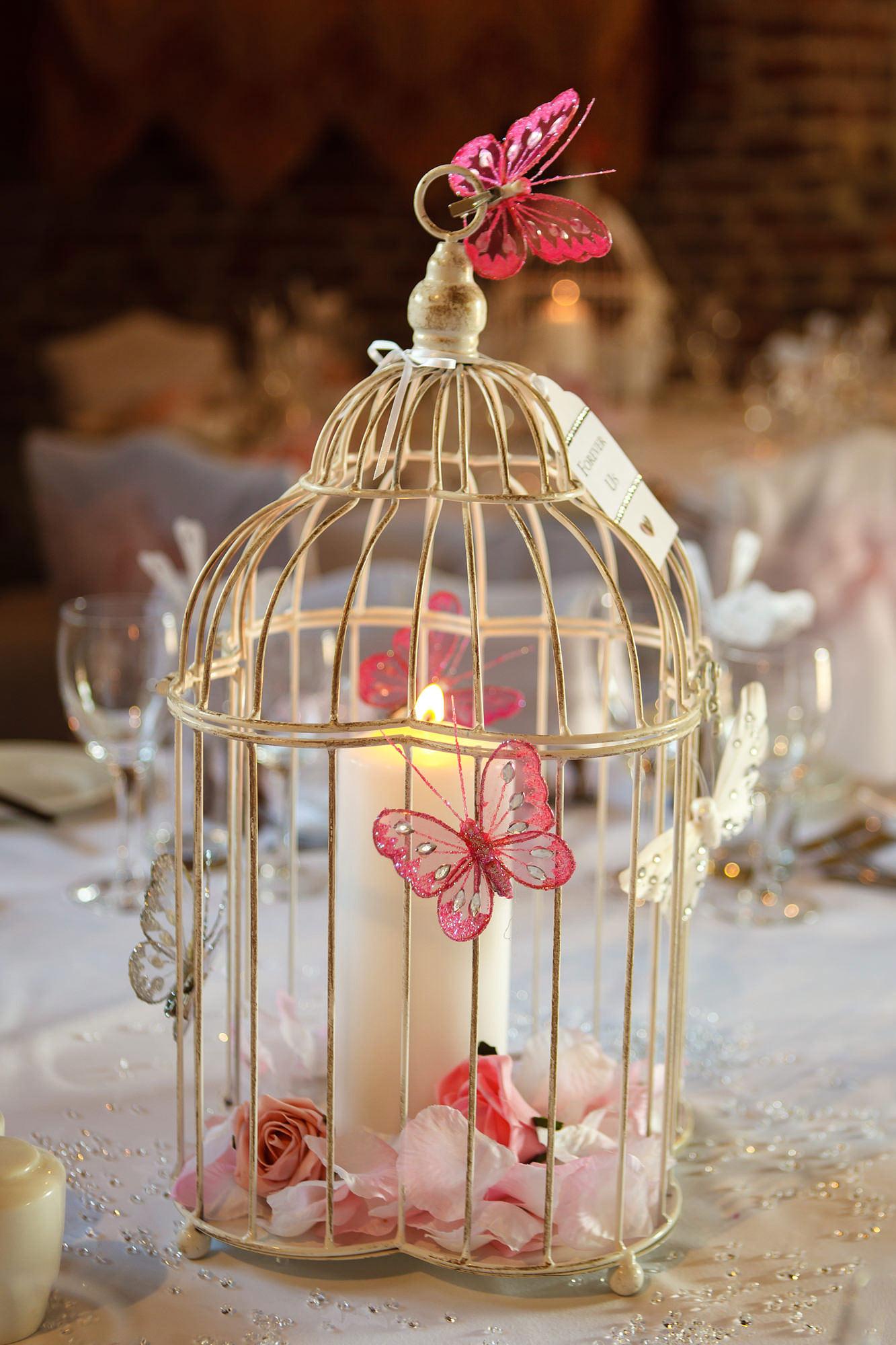 wedding bird cages essex