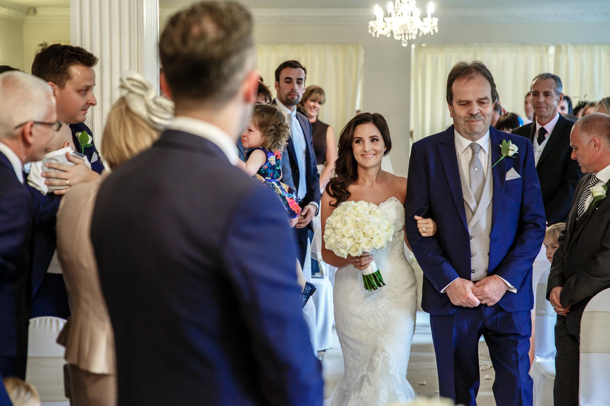 Parklands essex wedding