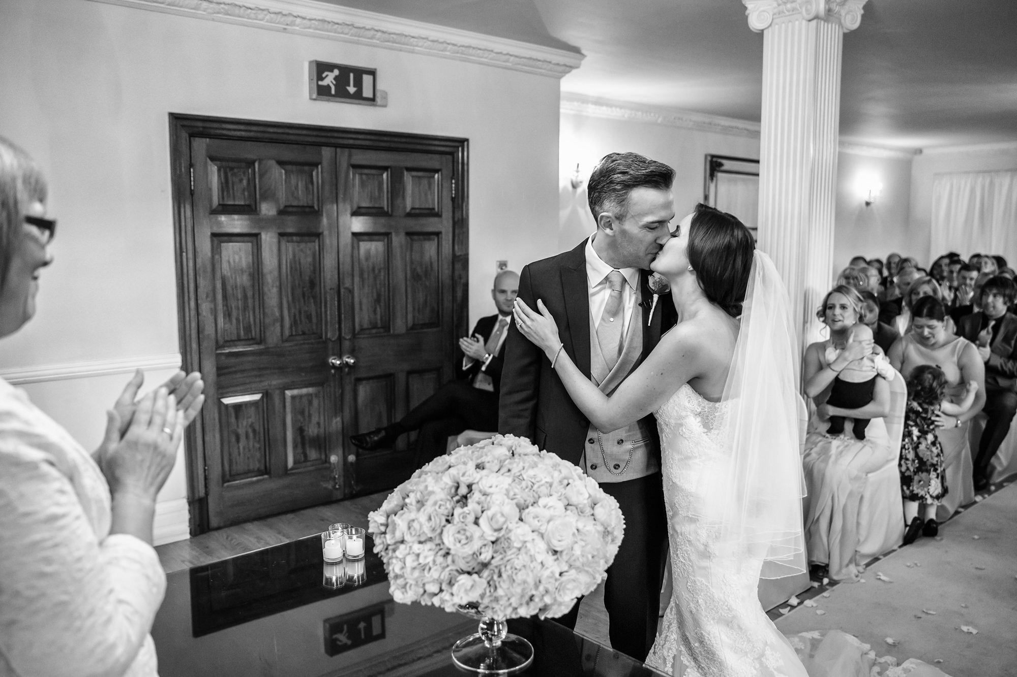 married at quendon parklands essex