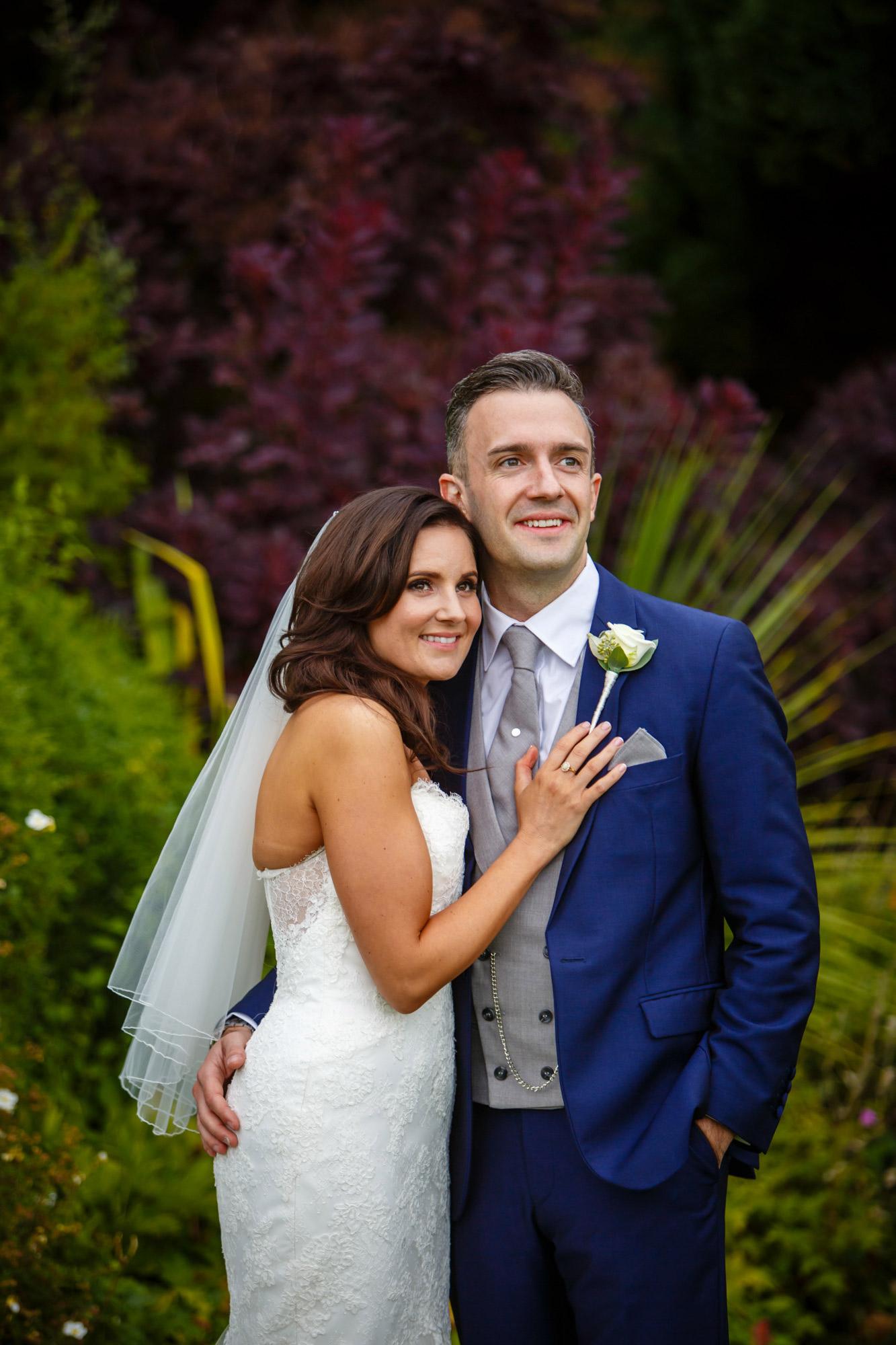Morgan hale wedding