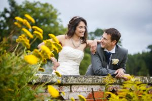 wedding at The Elvetham
