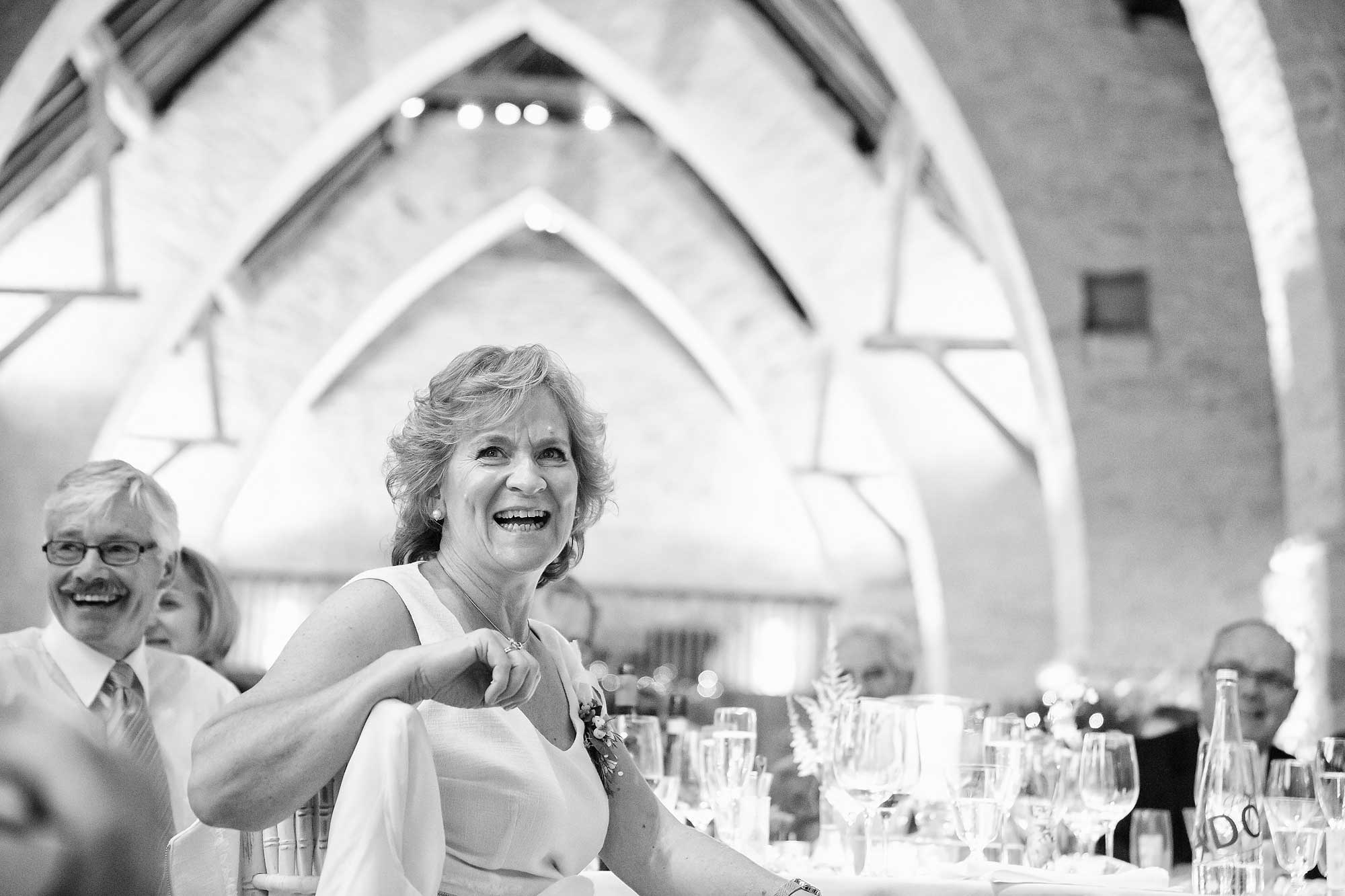 Tithe barn petersfield documentary wedding photographer