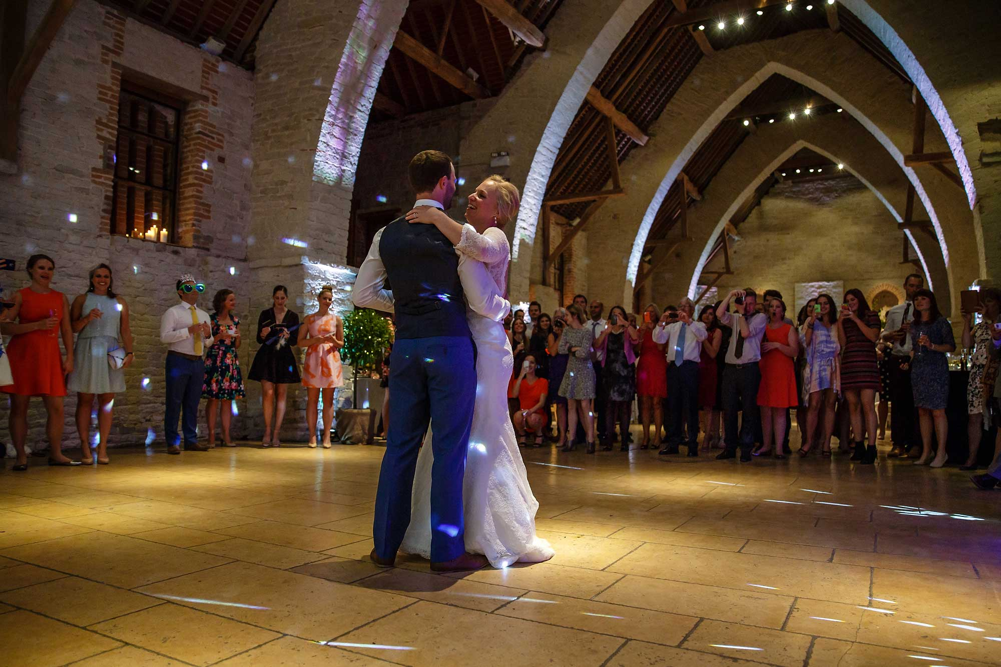 hampshire wedding tithe barn petersfield
