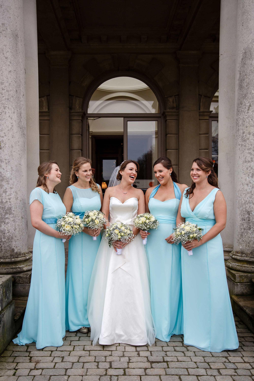 turquoise bridesmaid dresses