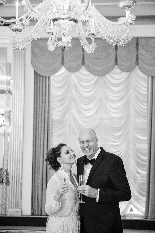 Claridges Wedding Photos