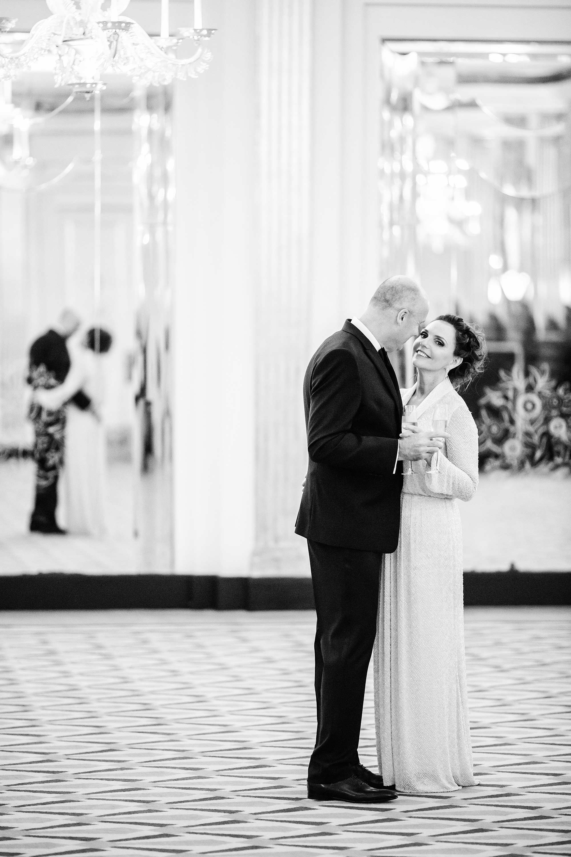 Claridges Wedding Photographer