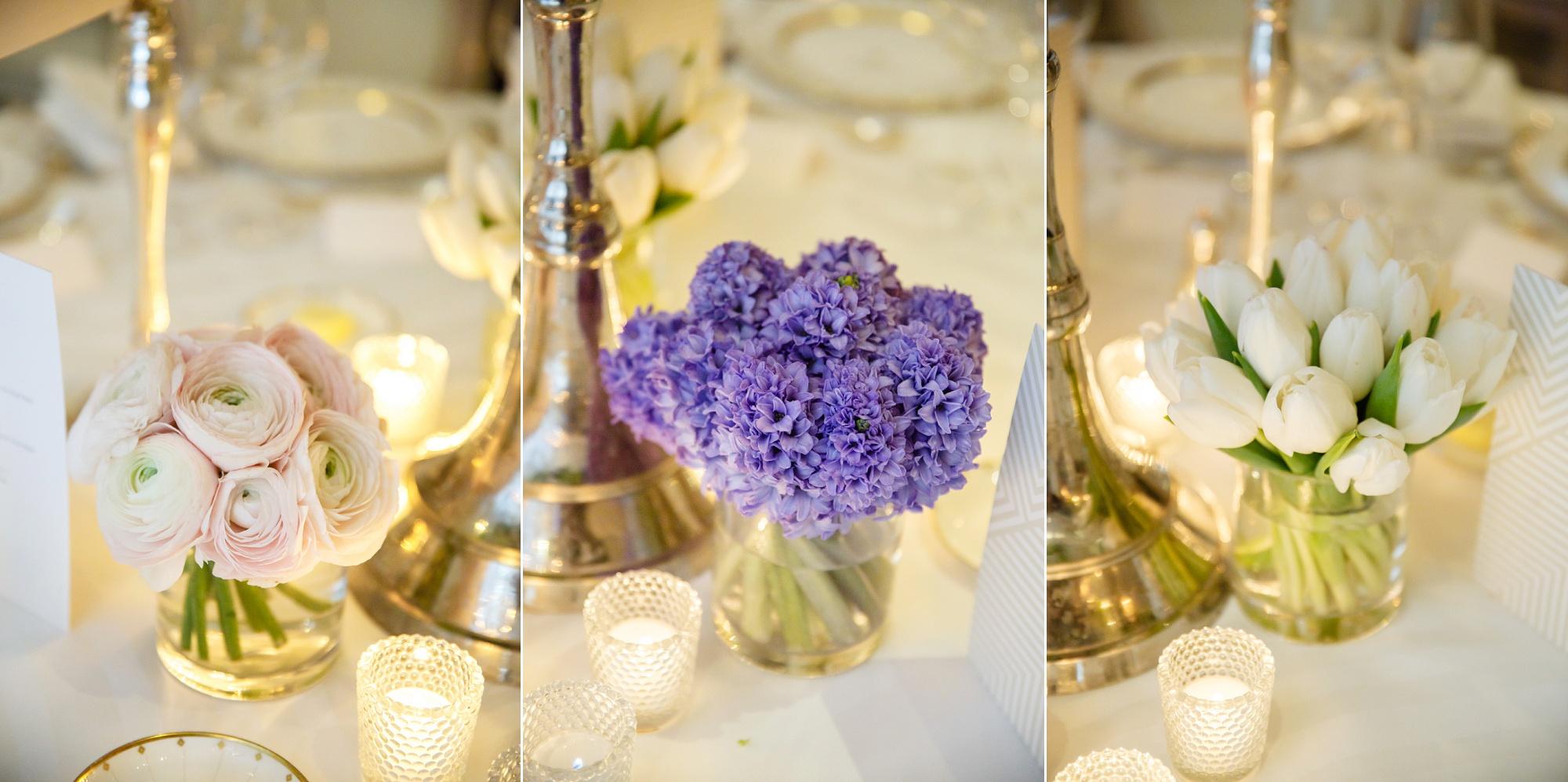 wedding spring flowers