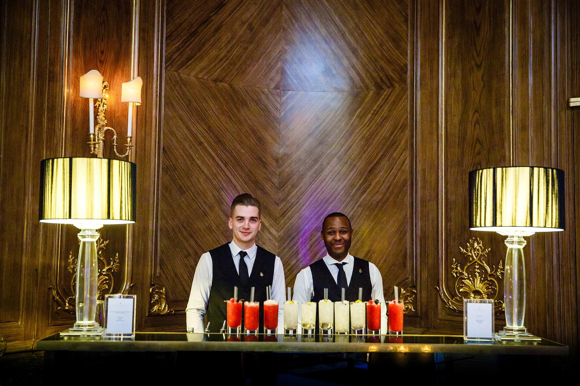 cocktails claridges