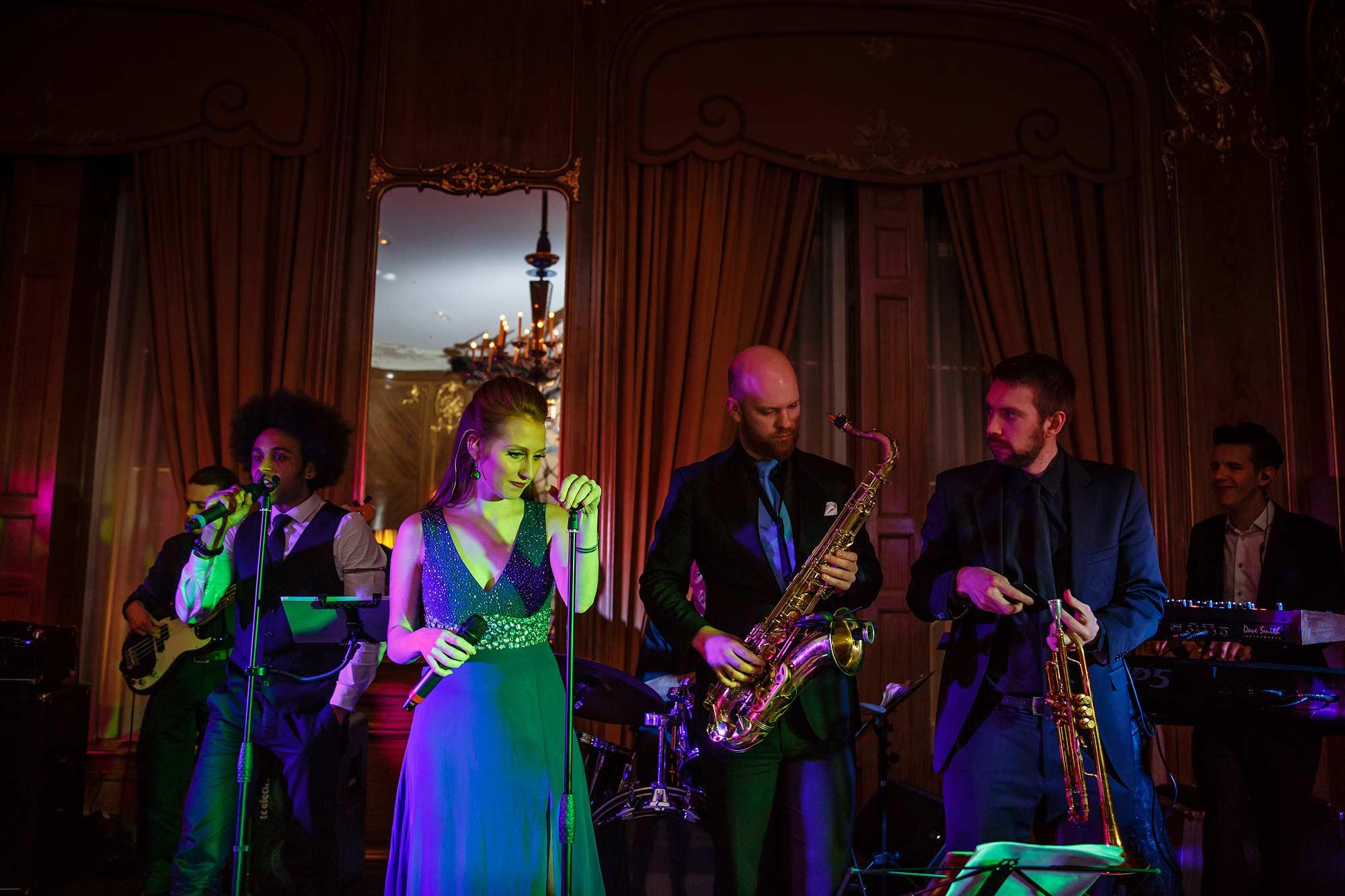 star wedding band london