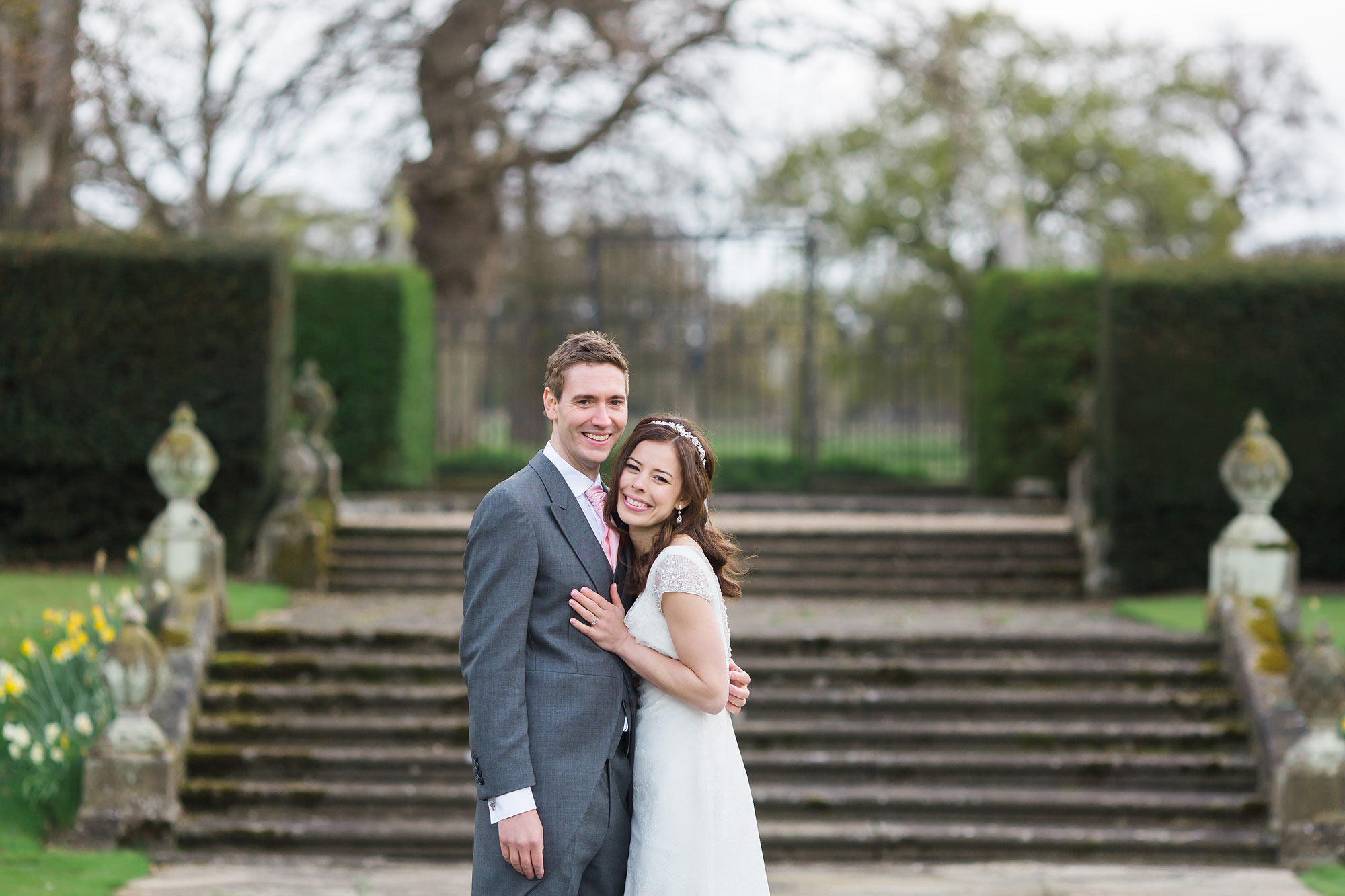 Hengrave Hall wedding photos