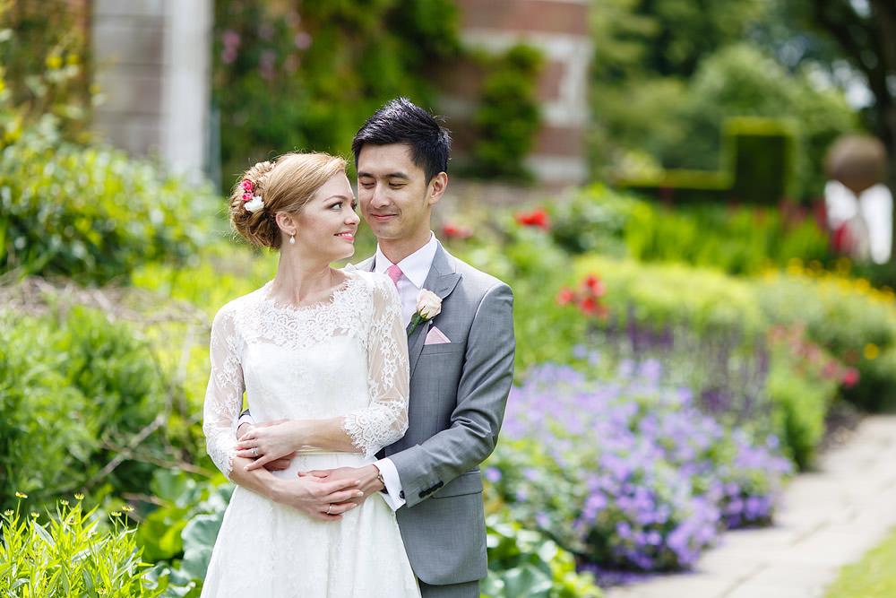 Cliveden House Wedding Portraits