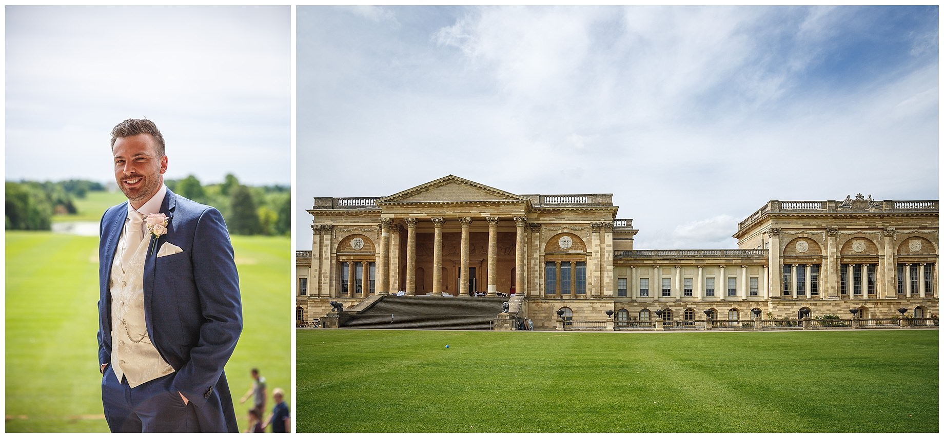 Stowe school wedding