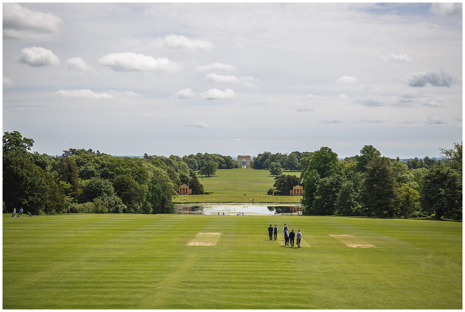 Stowe House and School wedding