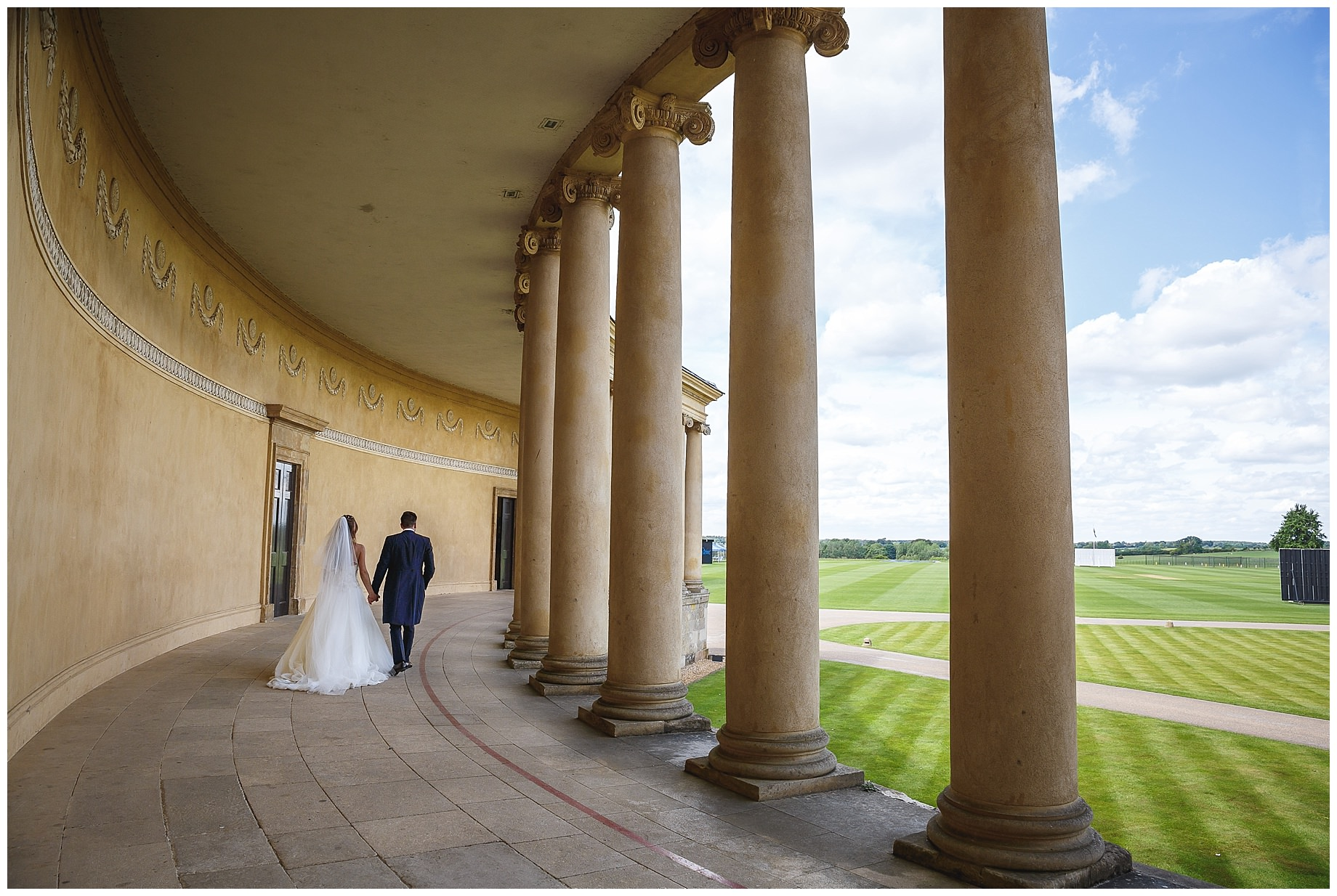 Stowe House Wedding Pictures