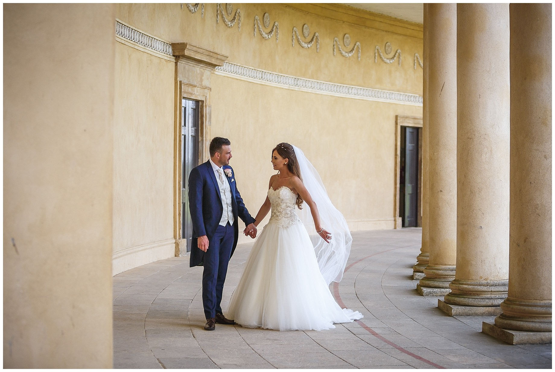 Stowe House Wedding images