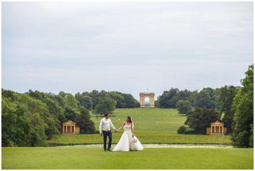 Stowe House Wedding Photography