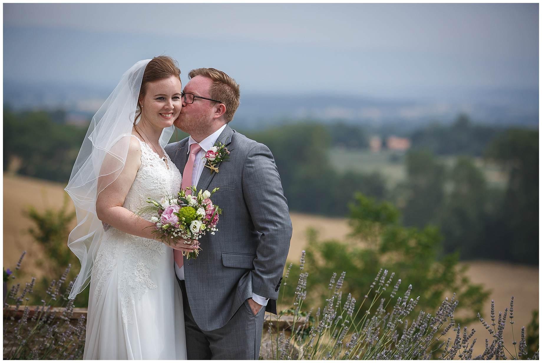 Chateau Brametourte Wedding