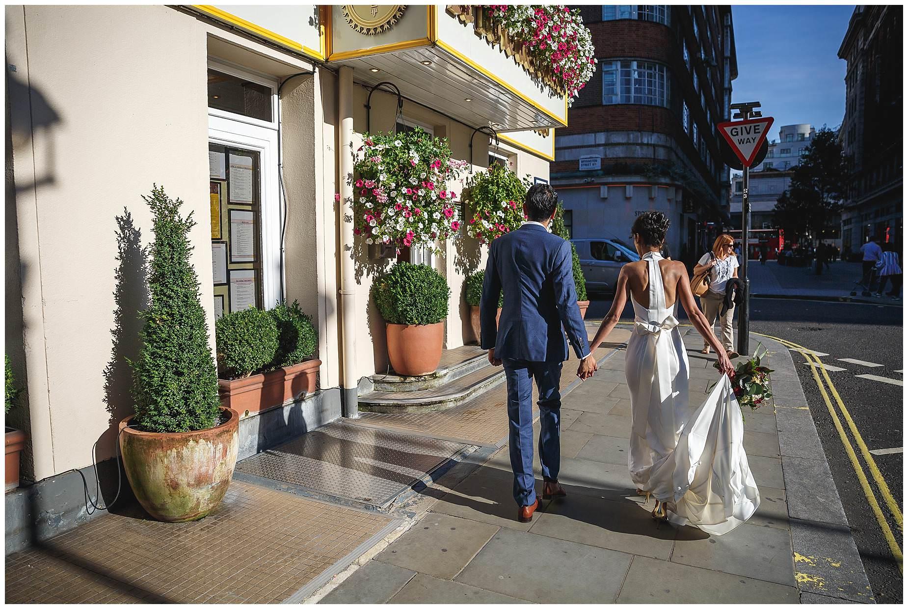 Wedding at La Porte Des Indes