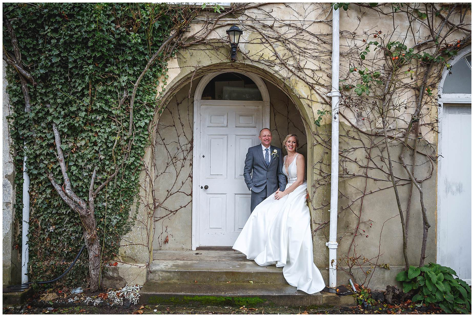 Northbrook Park winter wedding