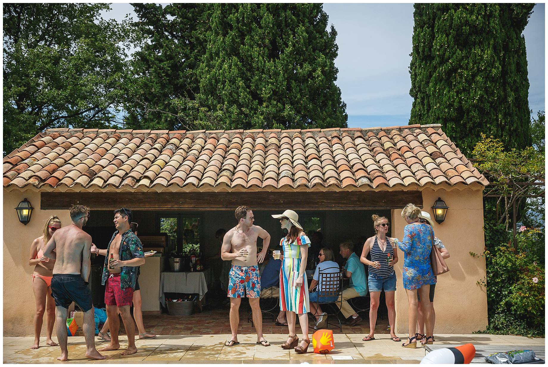 Pool Party Provence