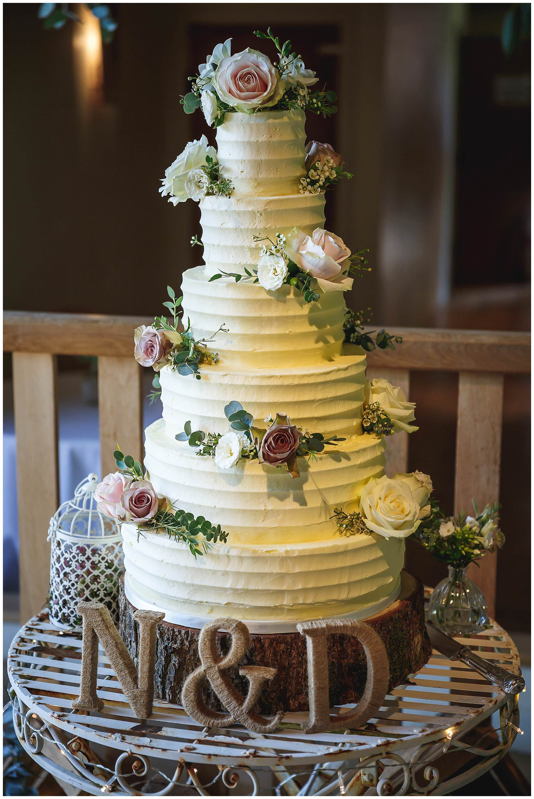 cake maker Bury Court Barn Wedding
