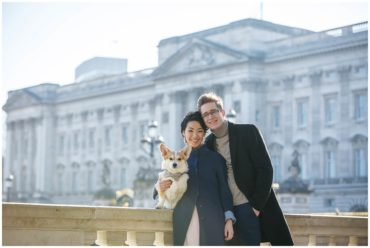 winny the corgi buckingham palace
