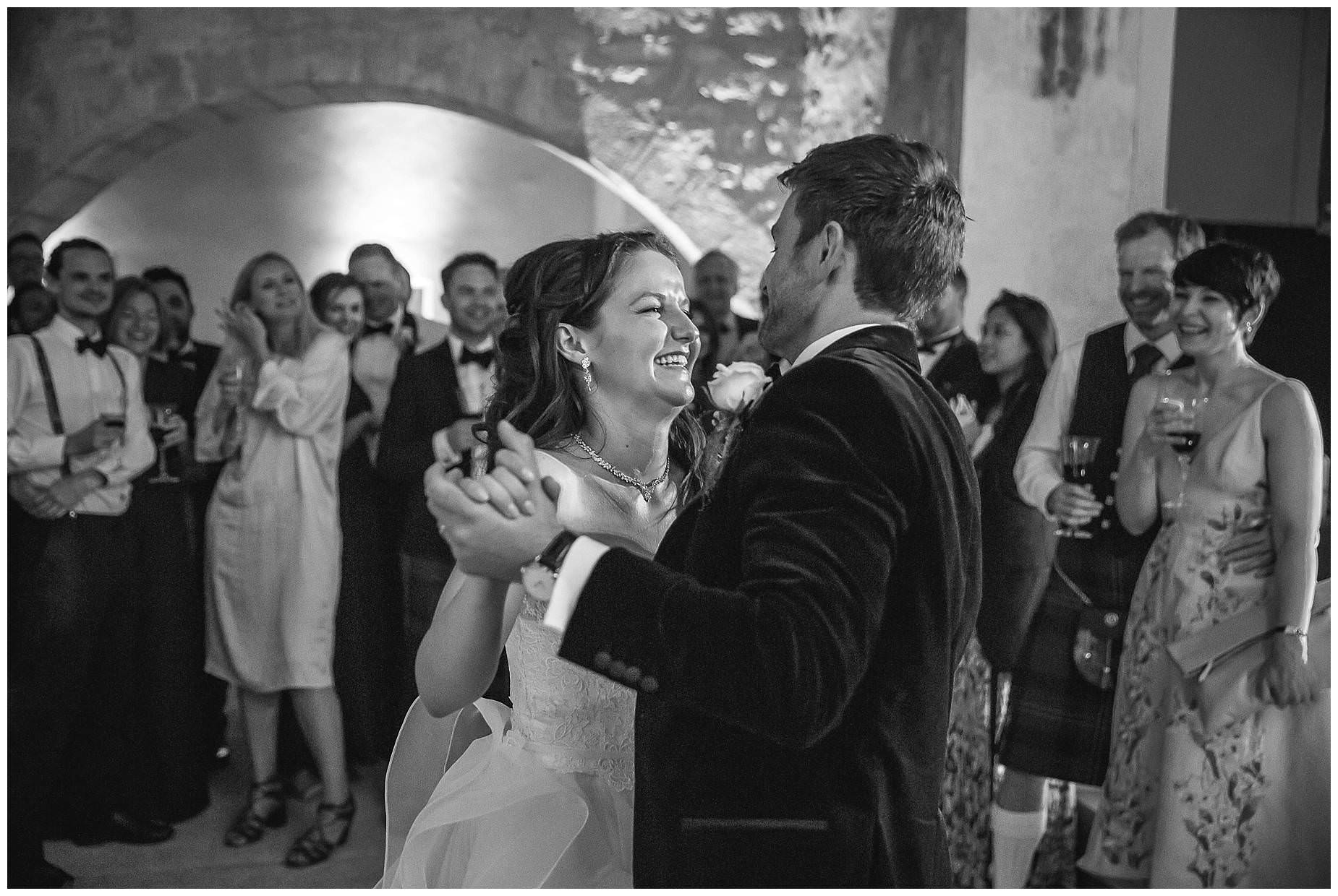 dancing at provence weddings
